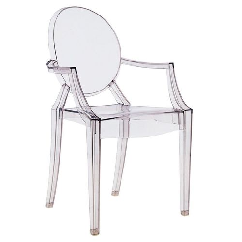 Silla Louis Ghost Style